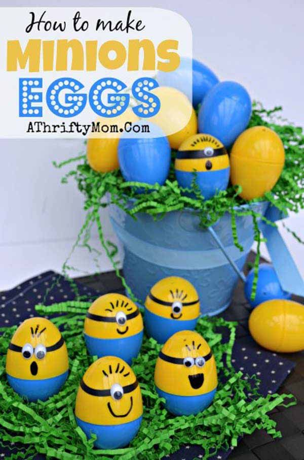 easter decorating ideas to beautify your easter Funny Easter Eggs