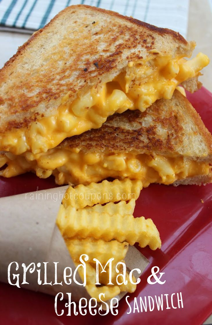 Grilled and Cheese Sandwich