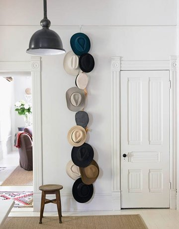 How to store the accessories pretty designs for Best way to organize baseball hats