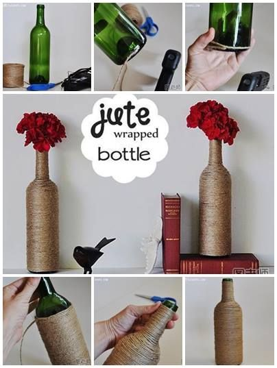 17 Creative Diy Vases To Hold Flowers Pretty Designs