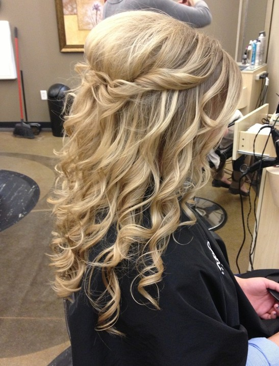 16 Beautiful Prom Hairstyles for Long Hair 2015 - Pretty ...