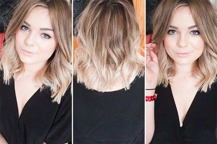 Medium Layered Hairstyle for Brown Hair