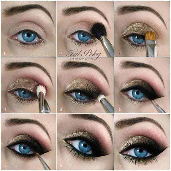 Metallic Eyeliners