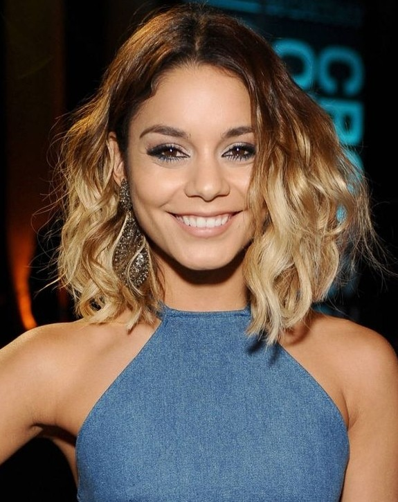 Shoulder Length Hair Hairstyles - Dani Ardi
