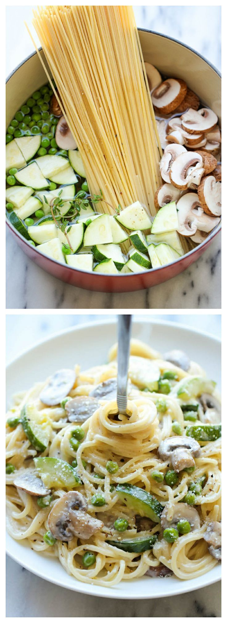 learn how to cook really delicious alfredo pasta