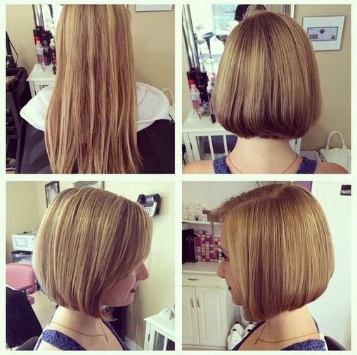 Pretty Bob Hairstyle