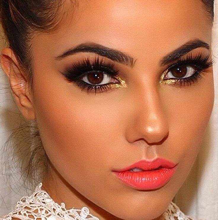 Peach Makeup Ideas For Spring Pretty Designs