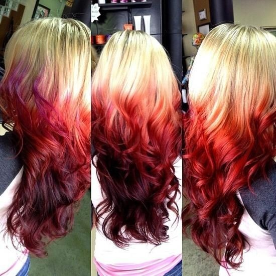 35 Cool Hair Color Ideas To Try In 2016: 22 Wondeful Ombre Hairstyles For 2015