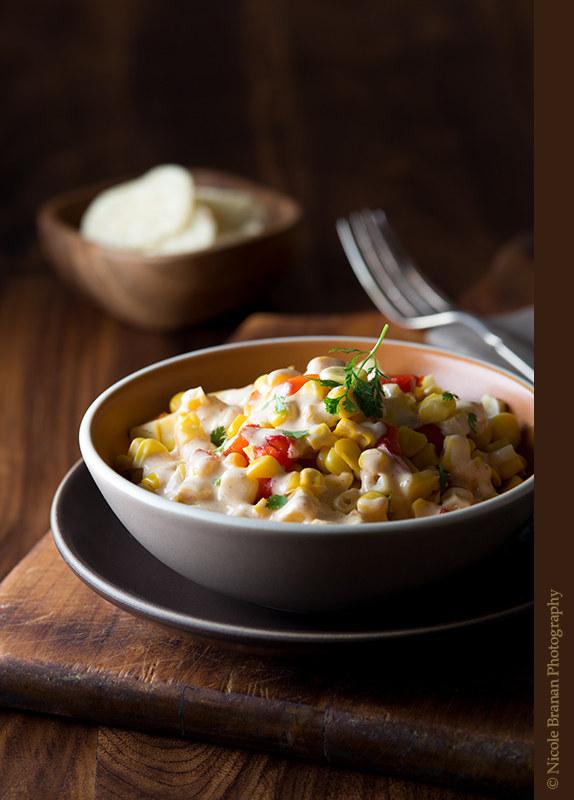 Roasted Pepper Corn Salad