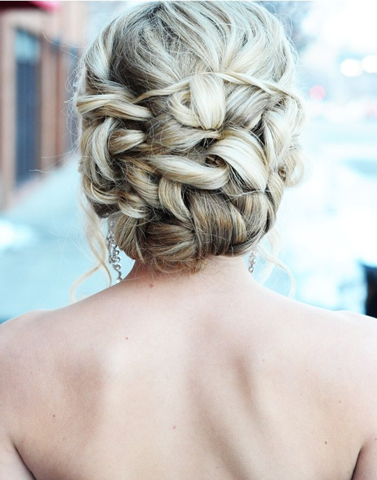 16 Beautiful Prom Hairstyles For Long Hair 2015 Pretty Designs