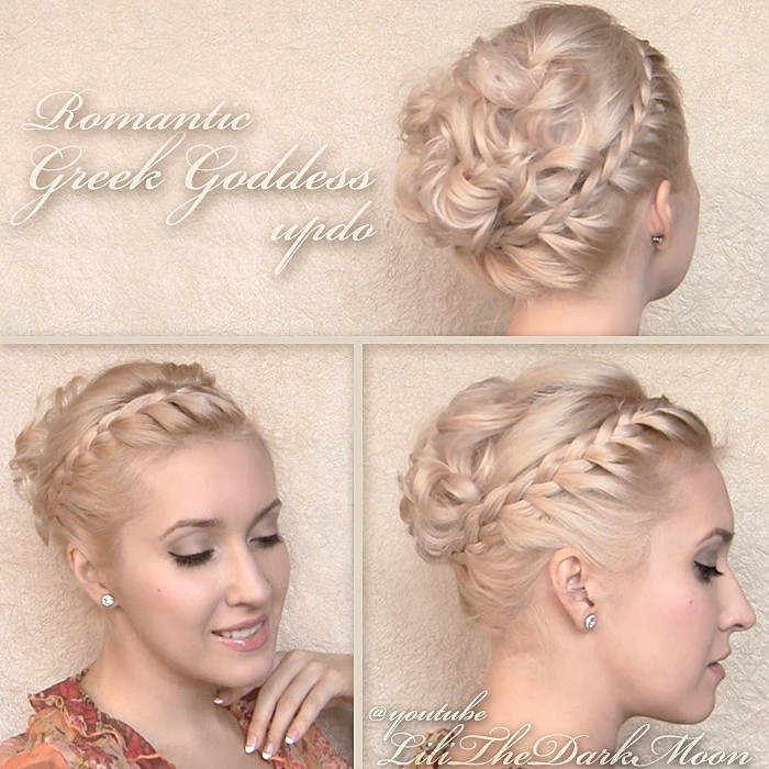 14 Stunning Wedding Hairstyles With Tutorials