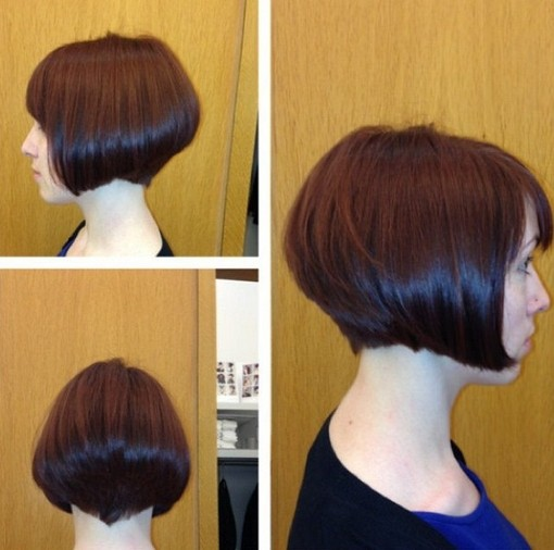 Short Bob Hairstyle Idea