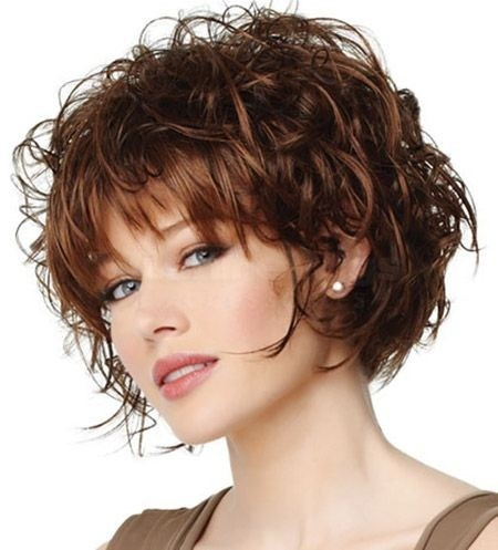 Brilliant 22 Cool Short Hairstyles For Thick Hair 2015 Pretty Designs Hairstyles For Women Draintrainus