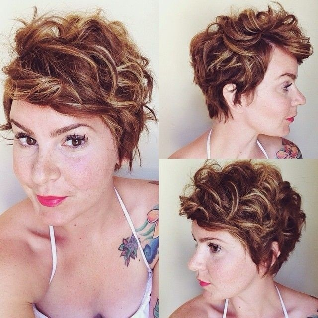 22 Great Short Haircuts For Thick Hair