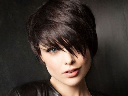 Super 22 Cool Short Hairstyles For Thick Hair 2015 Pretty Designs Short Hairstyles For Black Women Fulllsitofus