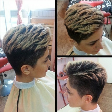 22 great short haircuts for thick hair  pretty designs