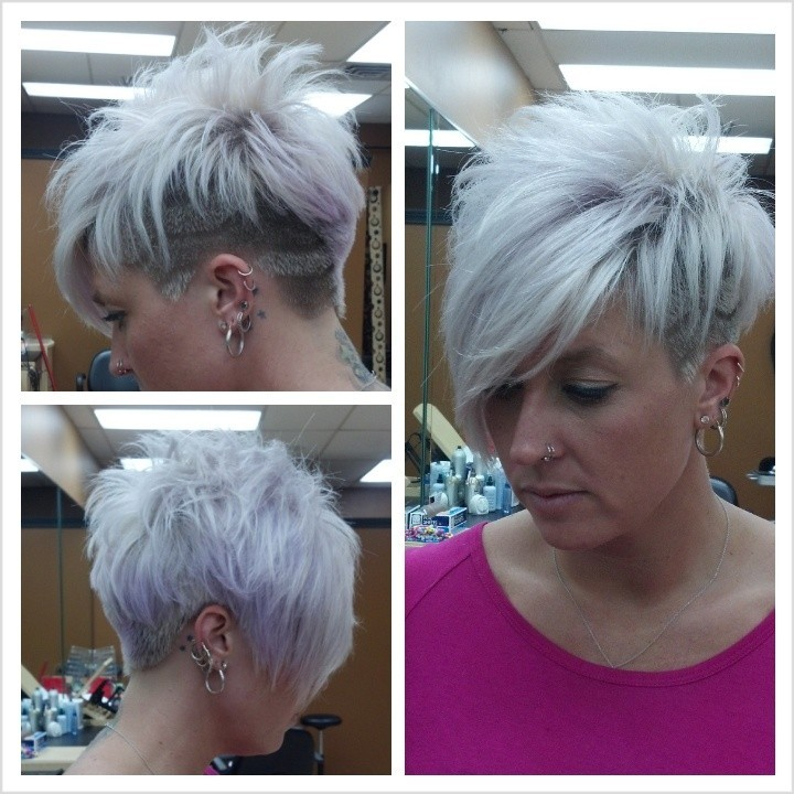 29 Cool Short Hairstyles for Women 2015 - Pretty Designs