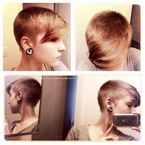 Super 29 Cool Short Hairstyles For Women 2015 Pretty Designs Short Hairstyles For Black Women Fulllsitofus