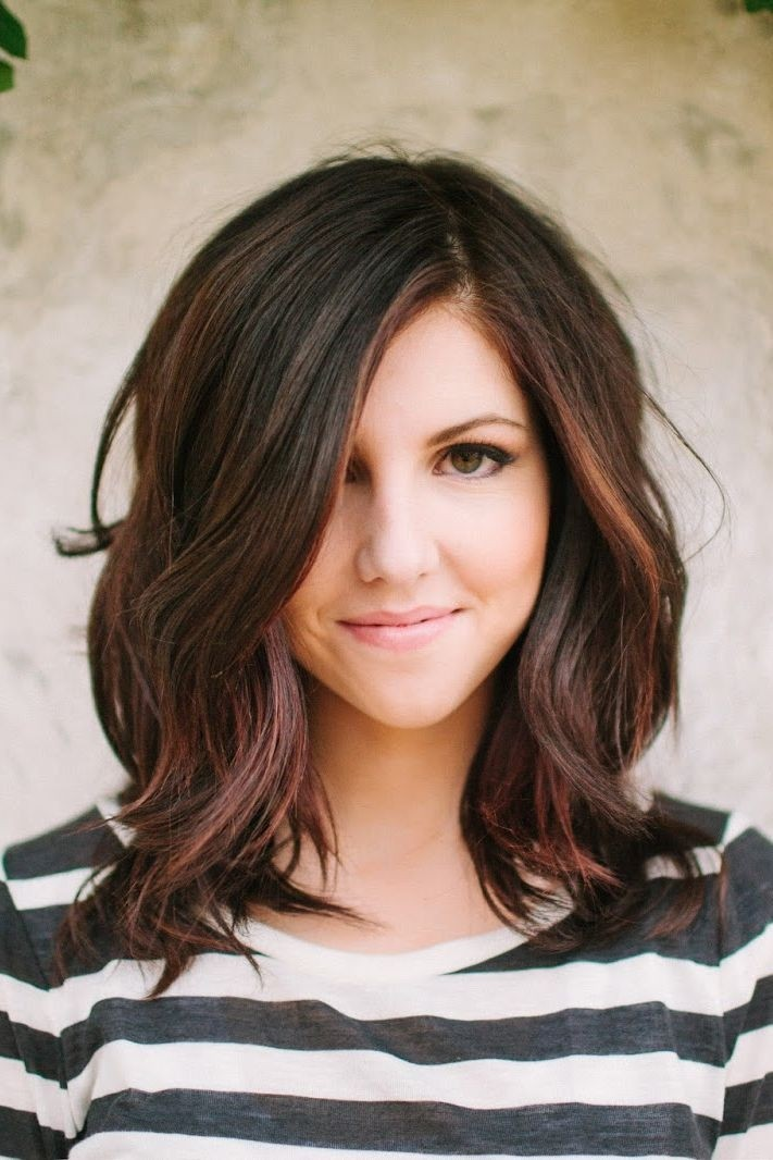 Marvelous 24 Beautiful Hairstyles For Thin Hair 2017 Pretty Designs Hairstyle Inspiration Daily Dogsangcom