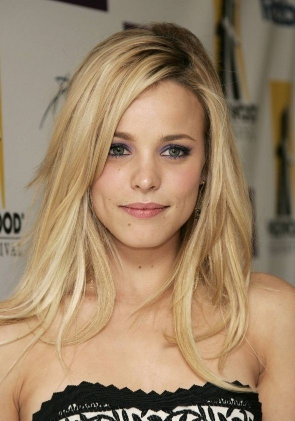 20 Pretty Layered Hairstyles For Medium Hair Pretty Designs