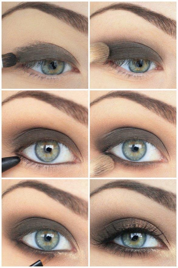 Simple Smokey Eyes