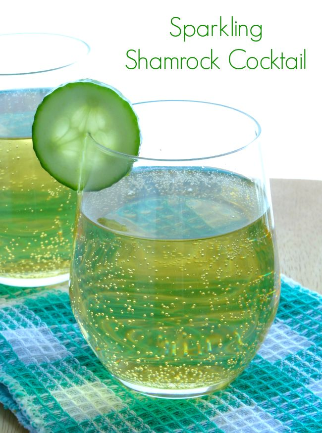 Green Cocktail Recipes To Welcome Saint Patrick S Day