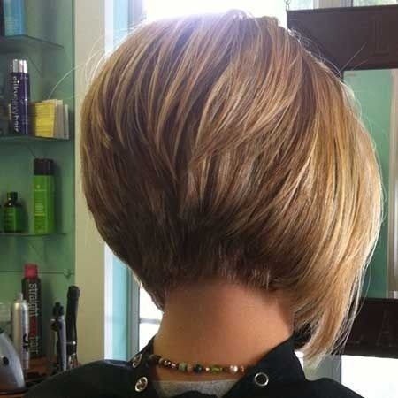 stacked haircuts for thick hair 22 cool hairstyles for thick hair pretty designs 3740