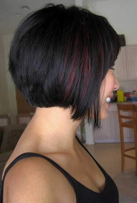 22 Cool Short Hairstyles for Thick Hair - Pretty Designs