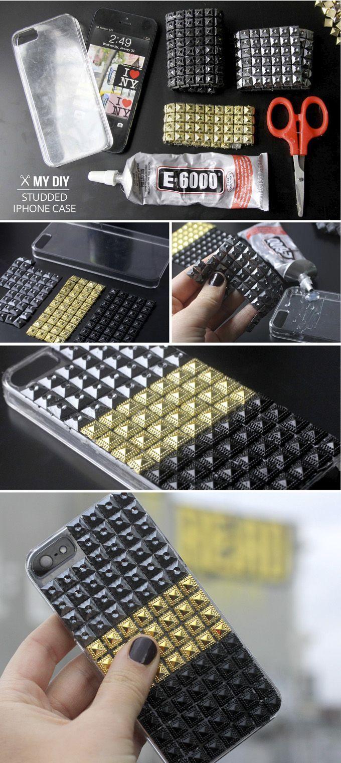 Studded Phone Case