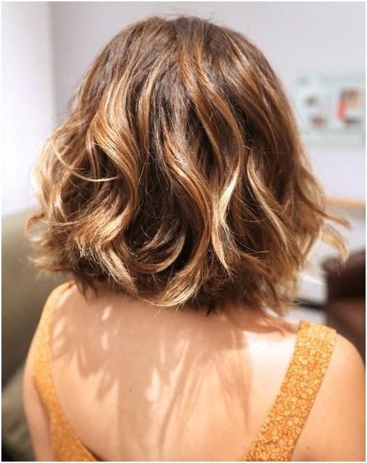 Short Hair Color Ombre