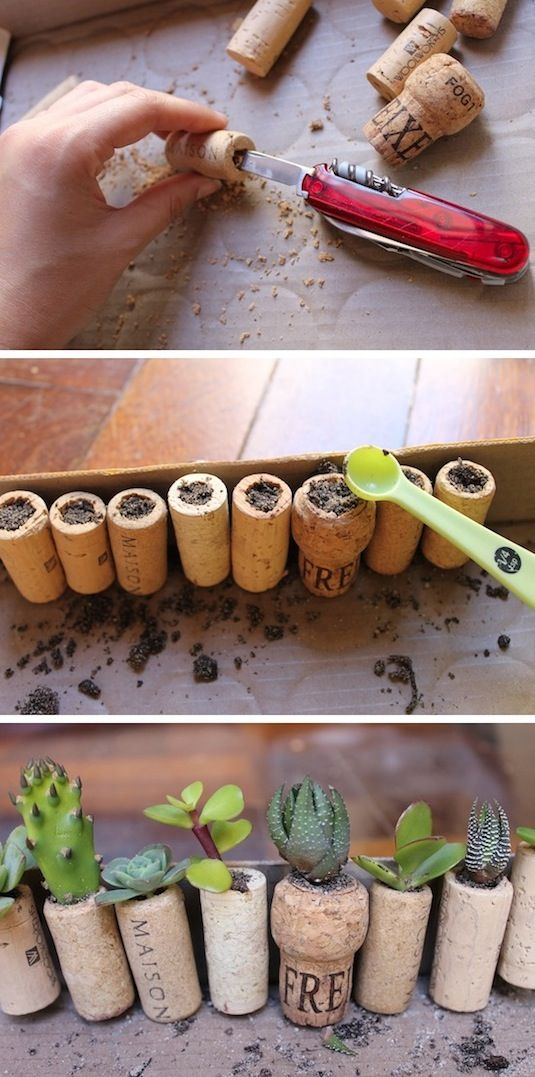 Wine Cork DIY Project