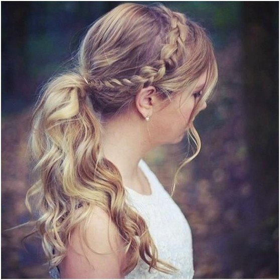 Cool 21 Pretty Braided Hairstyles
