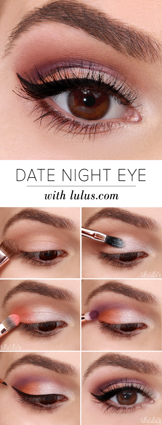 Date Night Eye Makeup