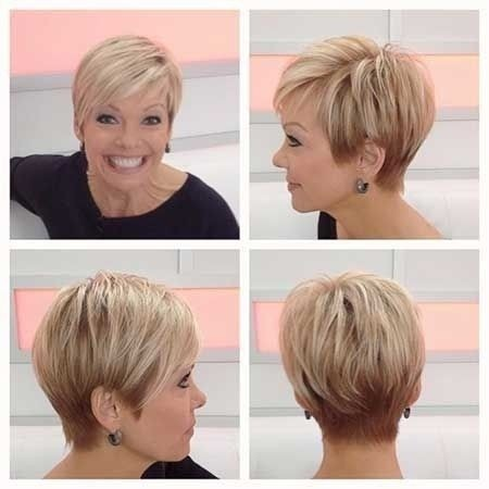 Hairstyles For Short Hair Cute Girl Hairstyles : 36 Celebrity-Approved Hairstyles for Women Over 40 - Pretty Designs