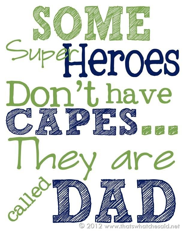 20 Inspiring Fathers Day Quotes