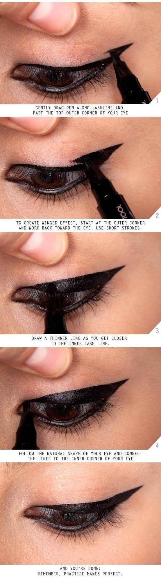 Great Eyeliner Hacks