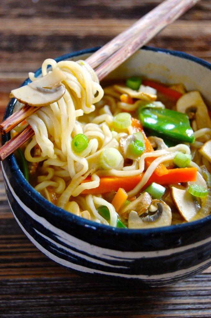 Ramen Recipes For Dinner Pretty Designs