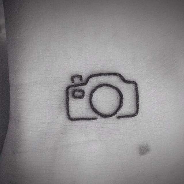 Kodak-Moment Tattoo