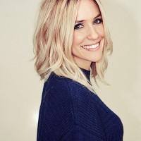 Kristin Cavallari Medium Wavy Hairstyle
