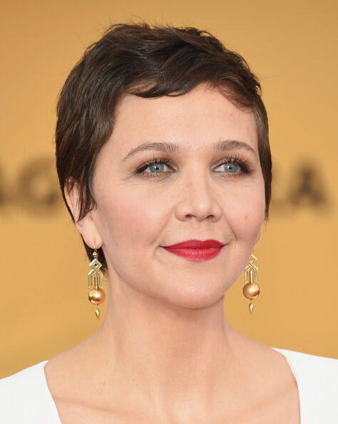 Maggie Gyllenhaal Short Haircut