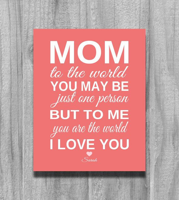 20 thankful quotes for mother s day pretty designs for Great present for mom