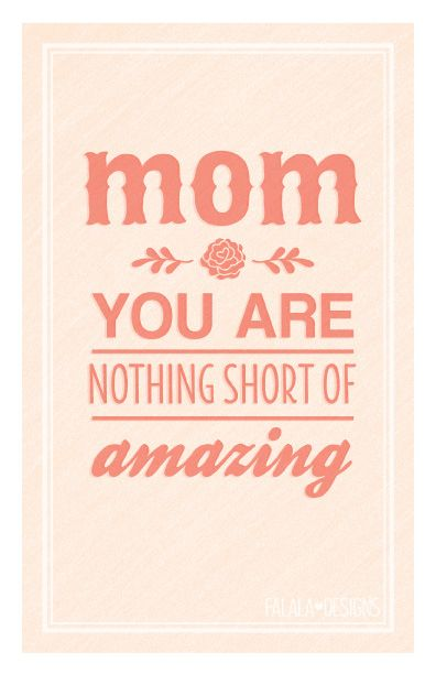 20 Thankful Quotes for Mother\'s Day - Pretty Designs