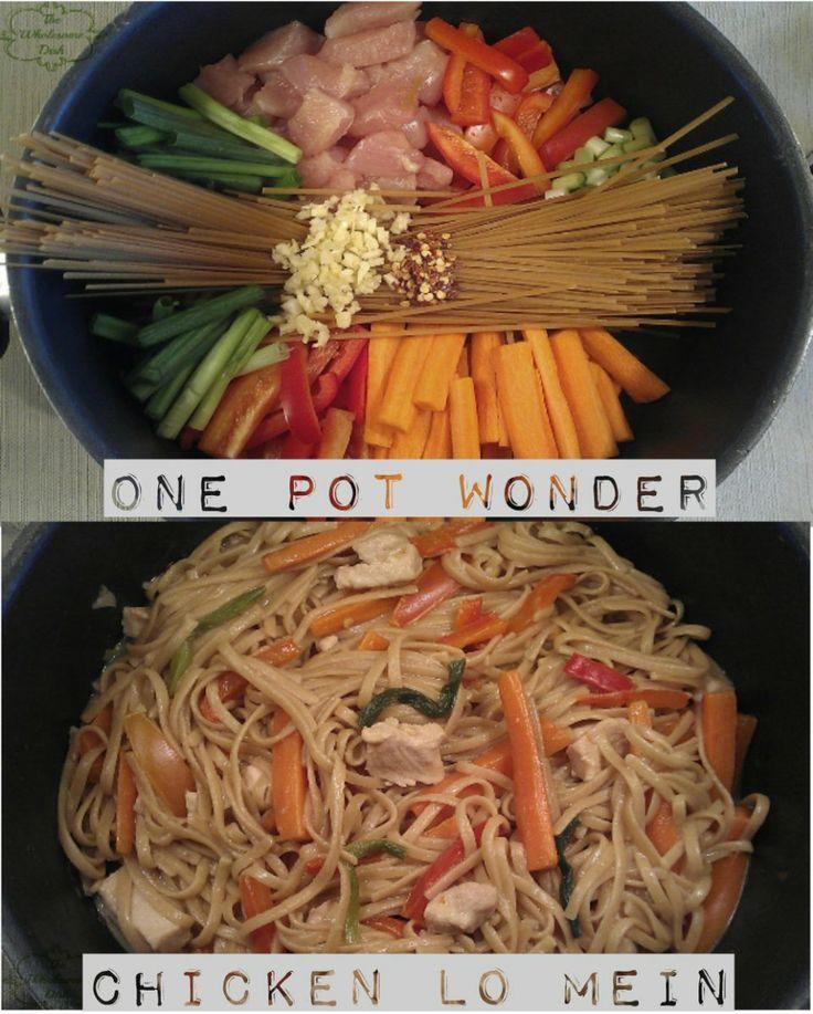 One Pot Ramen