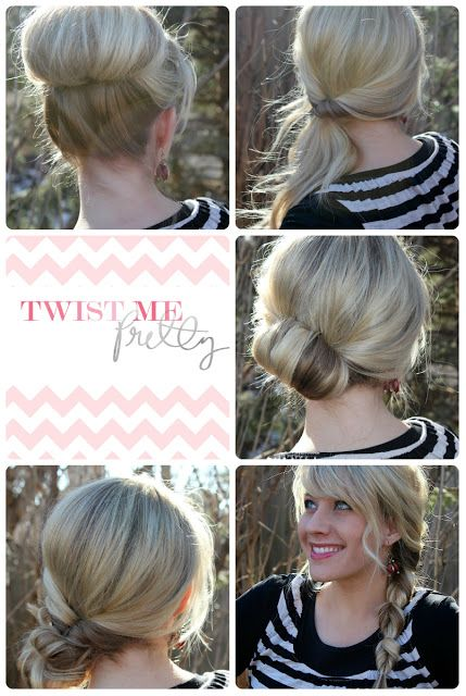 Amazing  Hairstyles Cute Easy Everyday Hair Styles 10 Simple Easy Hairdos See