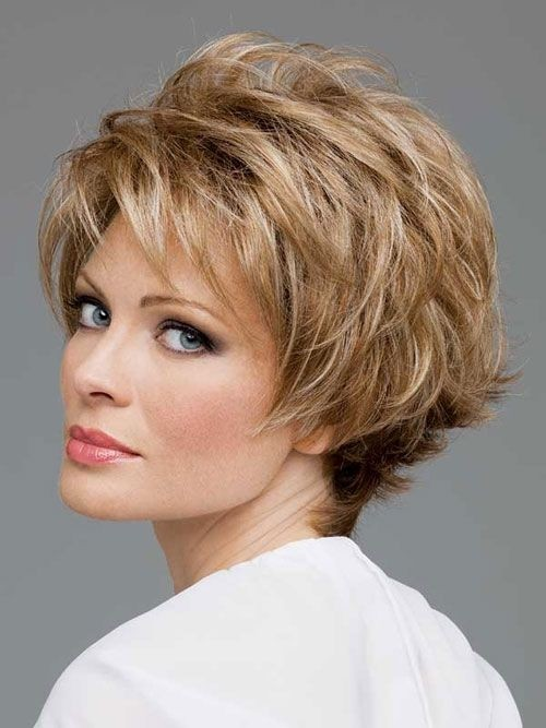 short layered womens haircuts 36 approved hairstyles for 40 2734 | Short Layered Hairstyle for Women1
