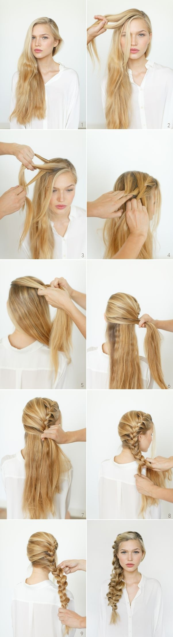 Incredible 10 Amazing Braided Hairstyles For Long Hair Pretty Designs Hairstyle Inspiration Daily Dogsangcom