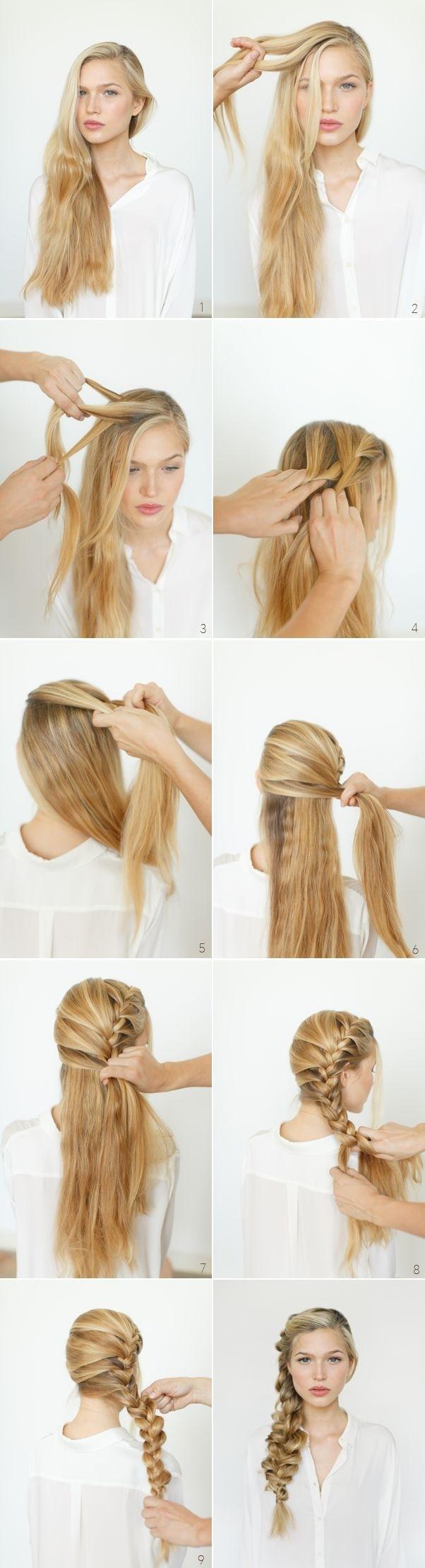 Groovy 10 Amazing Braided Hairstyles For Long Hair Pretty Designs Short Hairstyles Gunalazisus