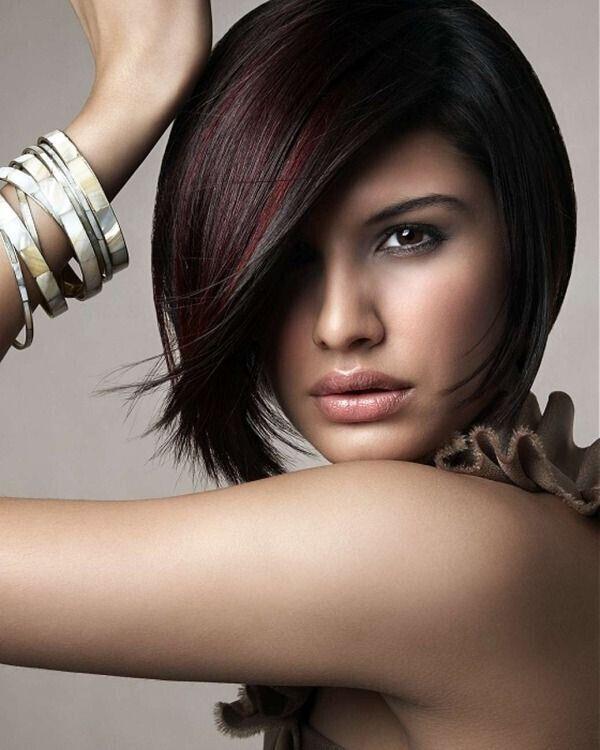 22 Latest Highlighted Ideas for Black Hair - Pretty Designs
