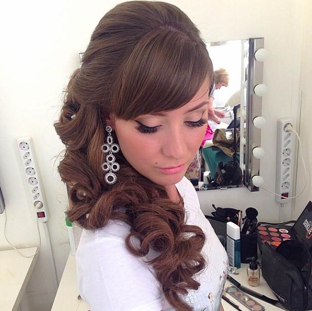 Fine 30 Romantic Wedding Hairstyles For 2015 Pretty Designs Hairstyles For Women Draintrainus