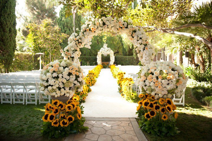 Outdoor Wedding Ideas For Spring : Pretty Outdoor Wedding Ideas For Spring  Designs